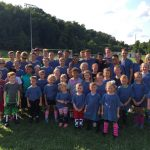 Crusader Soccer Holds Annual Youth Soccer Camp