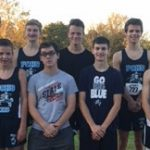 Cross Country team qualifies for State!