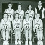 Flashback Friday 2003 JV Girls Basketball