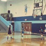 Boys Middle School Basketball falls to Williamstown Middle School 65 – 23
