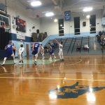 Boys Middle School Basketball falls to Warren 48 – 30