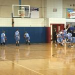 Boys Middle School Basketball falls to Pleasants County Middle School 58 – 27
