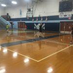 Boys Middle School Basketball beats Cameron 31 – 24