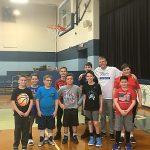 Boys Middle School Basketball falls to Ripley 44 – 23