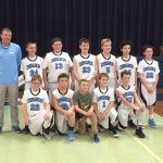 Boys Middle School Basketball beats Parkersburg Christian School 44 – 26