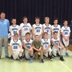 Boys Middle School Basketball beats Parkersburg Christian School 44 – 26