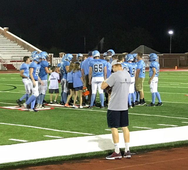 Crusaders travel to Wirt County to take on the Tigers
