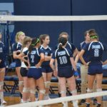 Volleyball defeats Devils