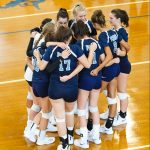Volleyball begins tournament play