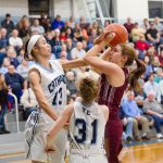 Crusaderettes Challenge for State Tournament Bid