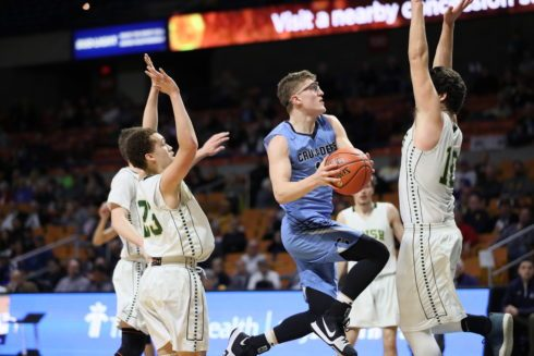 Crusaders survive Notre Dame, will challenge Central