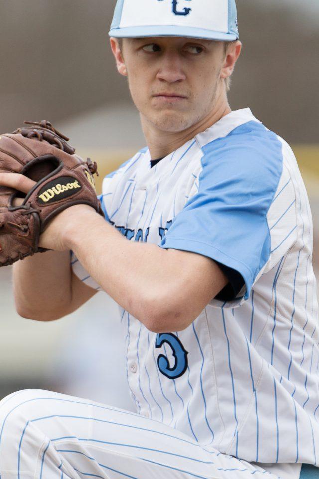 PCHS Baseball Secures Huge Victory