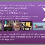 Spiritline – Goodwill Day and Raffle Sales