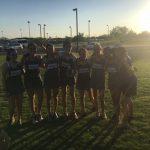 Girls Varsity Cross Country finishes 1st place at Scottsdale Prep/ Scottsdale Christian Invite
