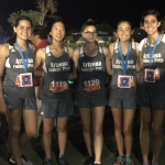Girls finish strong at Desert Solstice.