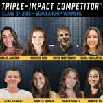 Triple Impact Competitor Scholarship Winner