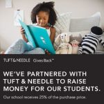 Athletics Fundraiser – Tuft and Needle