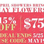 BSN Spring Sale April 28-May 25