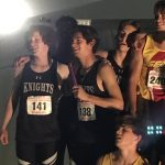 4×400 – 3rd in the State