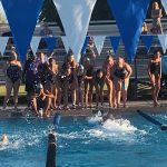 Knight Swimmers Coast Past Seton and Narrowly Miss Scottsdale Prep