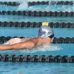 Knight Swimmers glide past American Leadership Academy and Ben Franklin, New school record by Andrew Kang