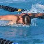 Knights prepare for their final meet this Saturday-Husky Invite