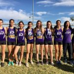 Girls Cross Country clinch runner up title at Sectionals
