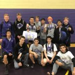 ACP Wrestling finishes 4th place at Wrangler Individual Invitational