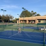 Girls Varsity Tennis beats Gilbert Classical Academy 7 – 2