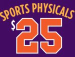 Discounts on Sports Physicals