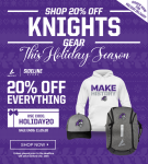 BSN Holiday Sale – Ends 11/25/2020