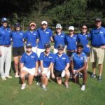 Girls Golf – Region Play