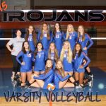 Volleyball Finishes Their Season 2nd in the Region