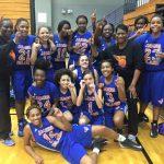 JV Girls Basketball Defeats West Ashley