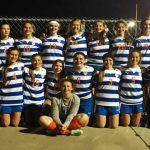 Girls Varsity Soccer Shut Out Opponents at Azalea Cup Tournament