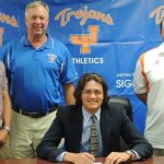 Taylor Moose Commits to Limestone College
