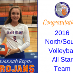 Roper is Named to North/South All Star Team
