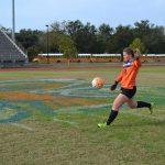 James Island Charter High School Girls Varsity Soccer falls to Wando High School 4-3