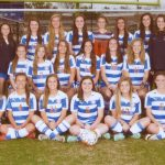 James Island Charter High School Girls Varsity Soccer beat Fort Dorchester High School 2-0