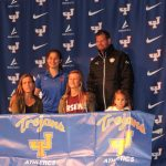 JICHS Athletes Commit to Play