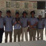 Boys Golf Tournament Results