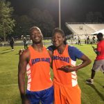 Track and Field Sets Records at Region
