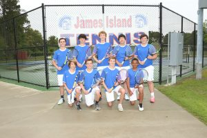 2018 Varsity Boys Tennis