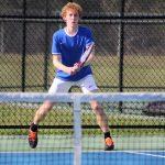 Varsity Boys Tennis Advances to 2nd Round of Playoffs