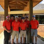 Varsity Boys Golf Advances to State