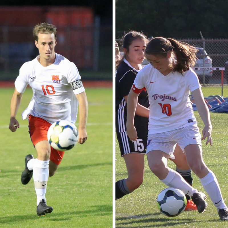 Brownlee and McCarter Named to All-State Team