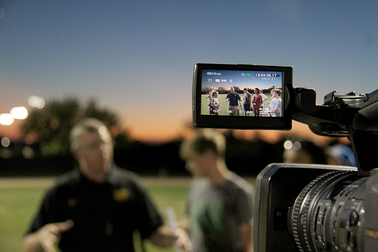 Are you interested in Sports Broadcasting?