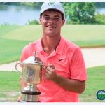 Stewart Wins First Major Jr. Tournament