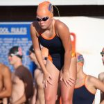 Girls Swimming continues rivalry with Academic Magnet