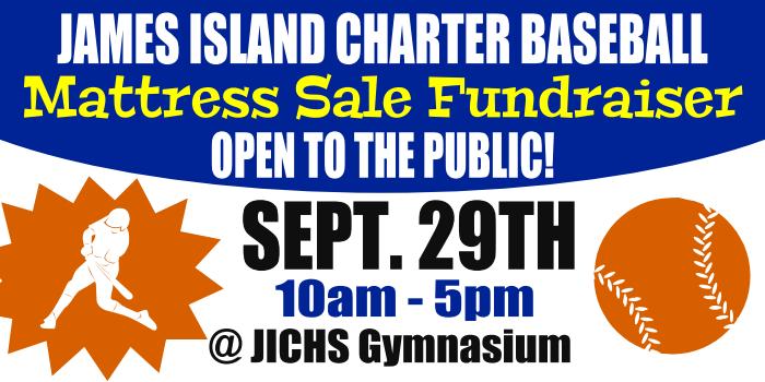 JI Baseball Mattress Sale Fundraiser Coming Soon